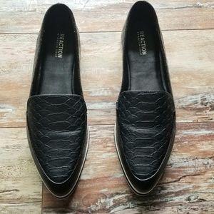 🖤🐍Platform Loafers